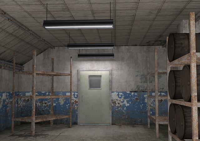 מה לבדוק במחסן