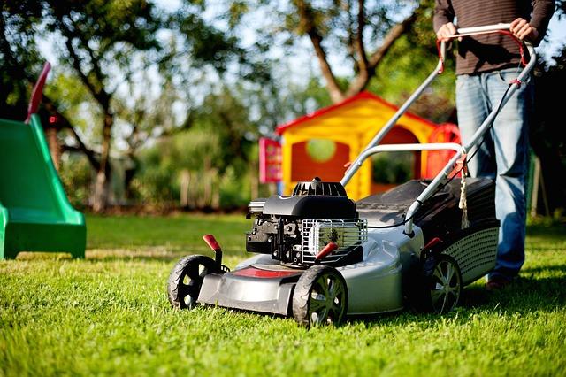 איך בוחרים מכסחת דשא?